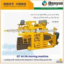 egg laying machine qt40-3a small scale brick making machine