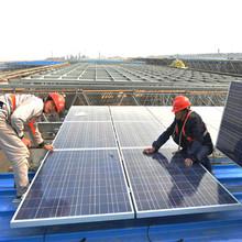 High efficiency easy install handy solar power system