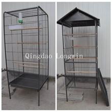 2015 Wholesale Wire Folding Pet bird Cage