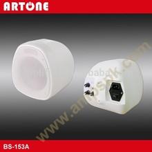 """BS-153A 30W 5.25"""" pa wall mount active speaker amplifier module"""