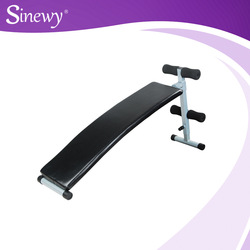 incline sit up bench, abdominal exerciser,fitness equipment