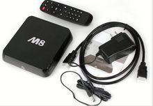 Caja de la Tv amlogic quad core tm8 internet Tv módem