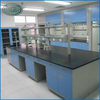 Alibaba China acid-resist metal lab island work station