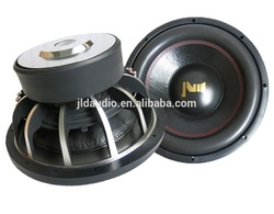 Long-excursion 12 Inch speakers subwoofer 1200w
