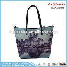 Popular vietnam handbag, leather handbag making factory with cheap handbag price