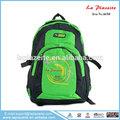 Nuevo diseño de bolsa de la escuela, caballo de moda mochila de la escuela, hermosa imagen de la bolsa de la escuela
