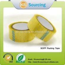 self-adhesive ribbon tape of bopp printed tape