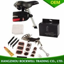 2015 OEM bicycle repair tool kit with saddle bag bicycle repair tool kit