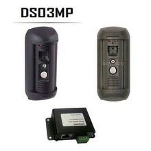 vandal resistant, water resistant high quality digital TCP/IP wireless door intercom systems for home