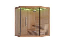 Africa ayous Dry Steam Sauna Room