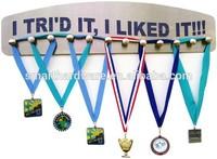 Steel medal hanger Display rack Stainless steel medal hook