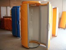 Tanning bed solarium machine