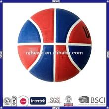 China supplier bulk custom brand basketball