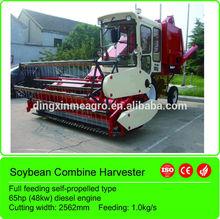 Agro Implement 4L-1.0(2.6) Mini Soybean Combine Harvester