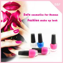 All kinds of color of nail polish modern nail salon furniture