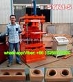 шаньдун shengya syn1-5 полный автоматический гидравлический глиняный кирпич делая машину, кирпич лего