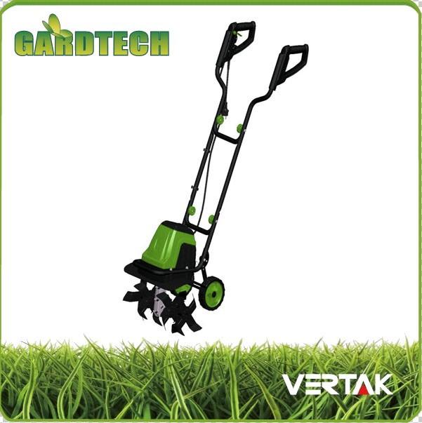 Landscape Rake Vs Cultivator : Power tiller green garden rake cultivator buy electric