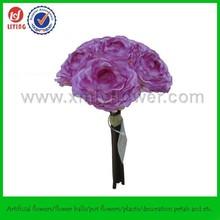 """9"""" Wedding Denterpiece Artificial Flower,Artificial Wedding Flower Centerpiece,Wedding Flower Stand Centerpieces"""