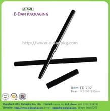 lipliner package, eyeliner pen tube, concealer pen