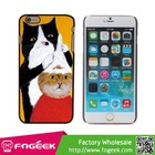 High Quality Fashionable Plastic Hard Case for iPhone 6 Plus 5.5 inch