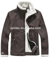 Manufacturer from Jiangxi Province,China ! warm polar fleece jacket for women lining coral fleece