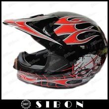 SIBON AS-NZS off road kids motorcycle helmet