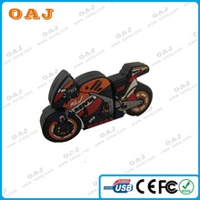 so cool Motorcycle racing usb flash drive for Different gift
