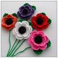 coloridas flores decorativas