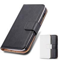 Slim Upside Down Flip Down Leather Case Genuine Leather Flip Case For LG Google Nexus 4 E960