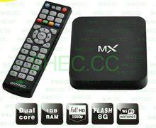 TV box 2gb ddr3+8gb nand flash hot selling quad core tv box