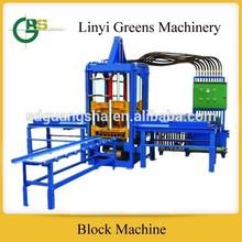 QTF3-20 Automatic Concrete/Cement Making Block/Brick Machine