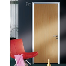Popular Single Wood Door Industrial Door Panel