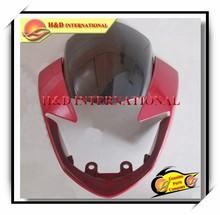 TVS APACHE Motorcycle Headlight Fairing High quality motorcycle fairings motorcycle headlight cover, plastic parts
