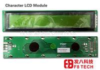 2004 20x4 character lcd monochrome display,No.B0420ADLYY-E