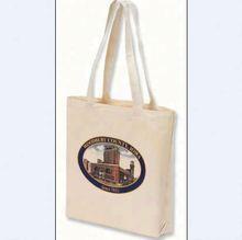 High quality canvas eco-friendly shopping bag