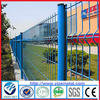 Hot dipped galvanized fence panel with curve (skype:yizemetal)