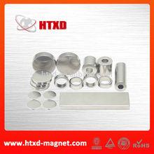 Neodymium magnet magnetization n45