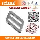 [EZ LOAD] 1 Inch/25mm 1T Buckle for Stainless Steel Slide Adjuster
