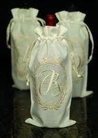 Top quality cardboard wine bag