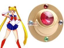 SunshineFun-Sailor Moon Princess Serenity Tsukino Usagi Anime Cosplay Chest Accessories