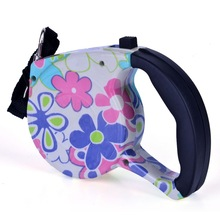 Factory price Pet Products nylon dog leash & collar for running