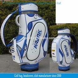 OEM Genuine Leather Golf Bag for Sale