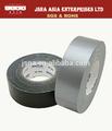De alta calidad anti- la vibración gris caja de embalaje de cinta adhesiva de tela
