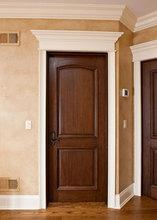 Exterior Entry Meranti Mahogany 6 Panel Raised Solid Stain Grade Wood Doors