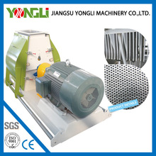 Newly designed hammer mill for wood chips with CE approval