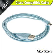 6FT CAB-Console-USB Cisco Blue USB Console Cable