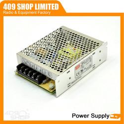 Best 110V/220V 50W 24V S-50-24 SWITCHING POWER supply