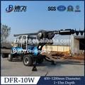 Idraulico di alta qualità vite di battipalo dfr-10w