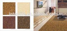 foshan factory good quality waterstone design vinyl tile/pvc plank/plastic flooring