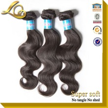 Good Luster Remy And Free Sample Quality 100% Top Sales Product In China